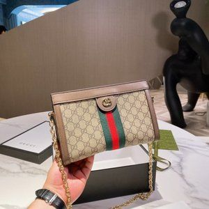 ❤️Gucci Ophidia GG Small Shoulder Bag